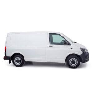 Volkswagen VW Transporter til leje